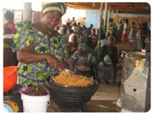 Effiziente Kochsysteme für Familien in Nigeria
