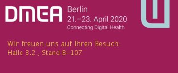 DMEA - Connecting Digital Health